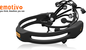 Emotiv EPOC EEG Headset